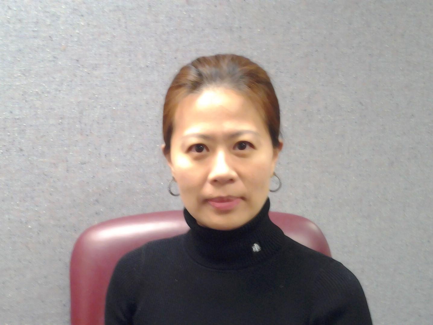 """Jing """"Jennifer"""" Zhou"""