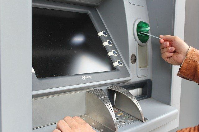 using atm to deposit check